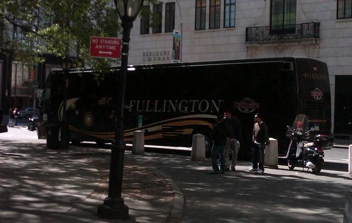 Fullington New York, NY Bus Philadelphia, King of Prussia, Stroudsburg
