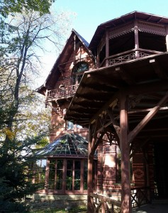 Mark Twain House in Hartford, CT. wanderu.com