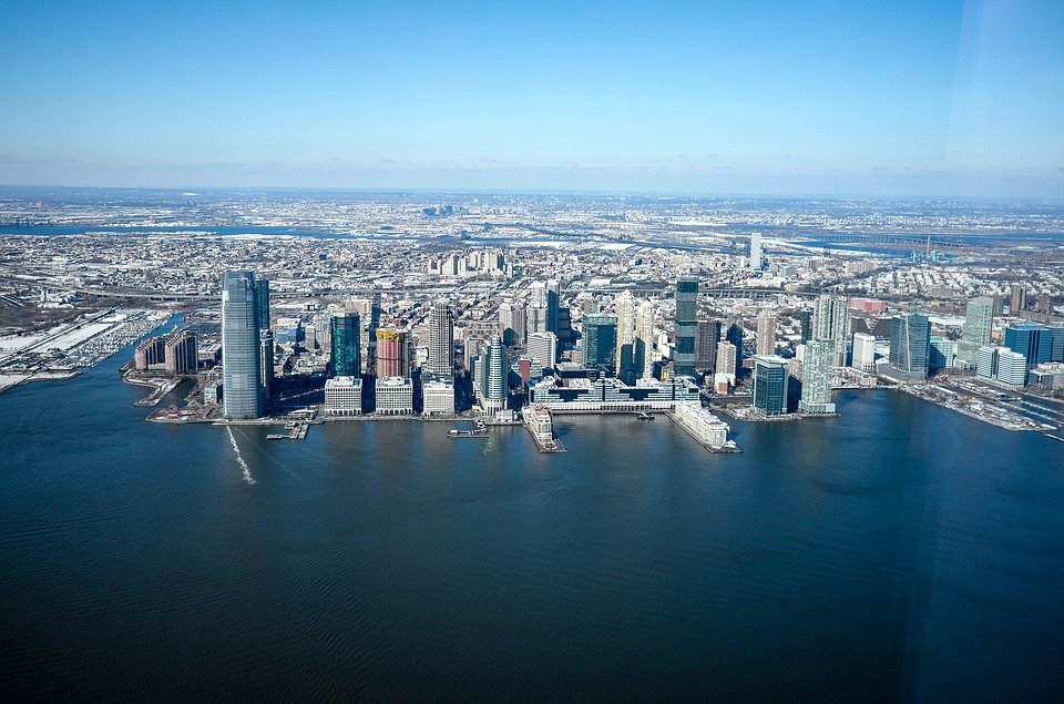 How to Get from Boston to Jersey City by Bus & Train
