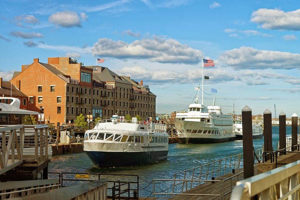 Boston ferry to Cape Cod