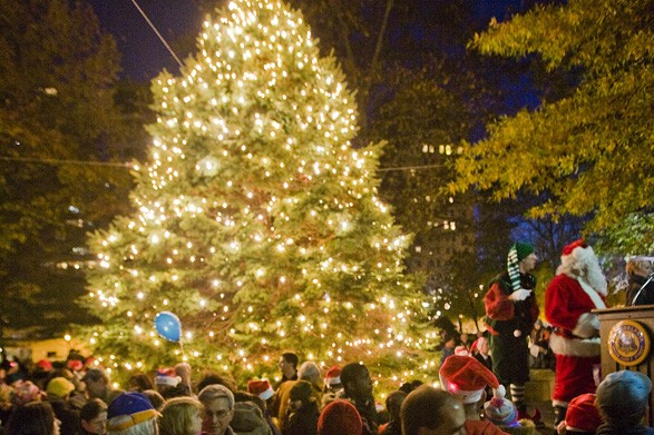Philly Tree Lighting