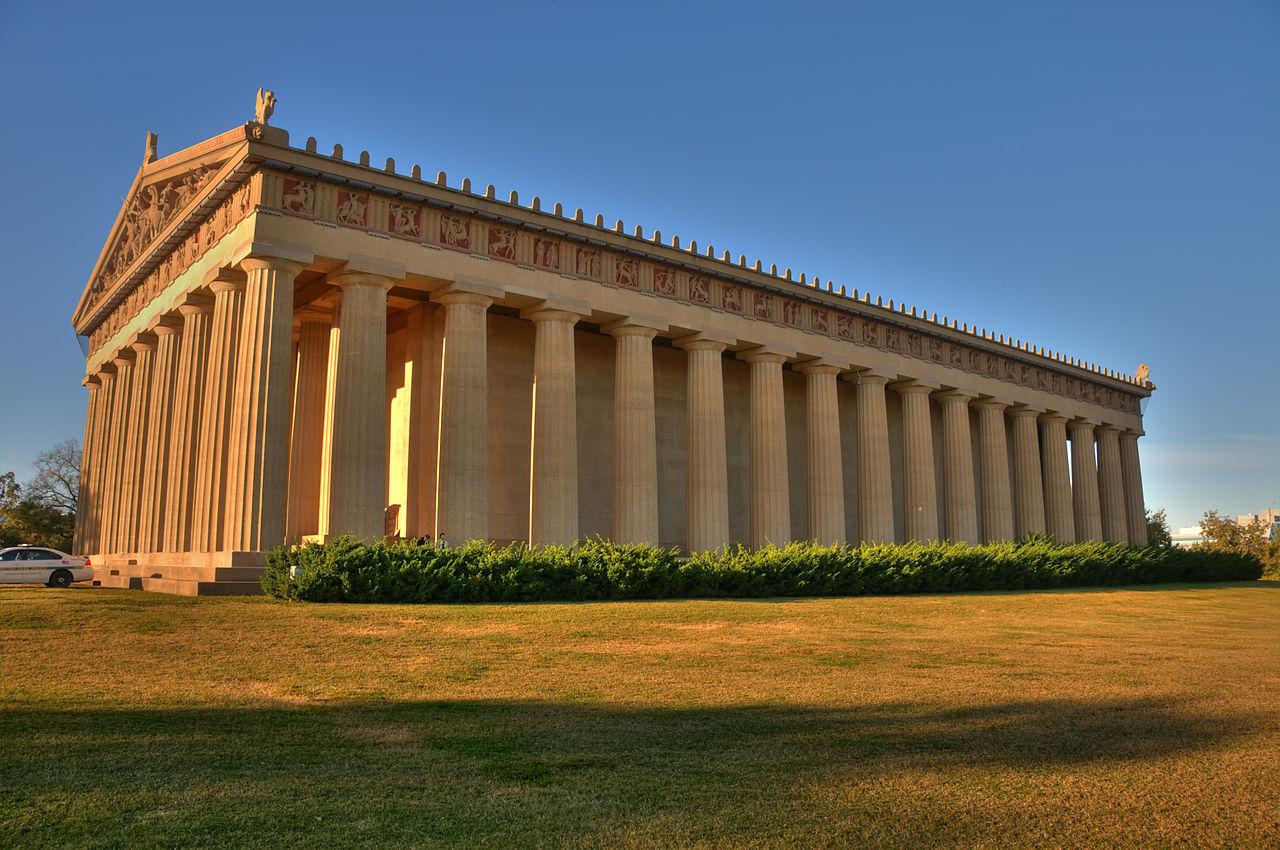 Stuff to do in Nashville: The Parthenon