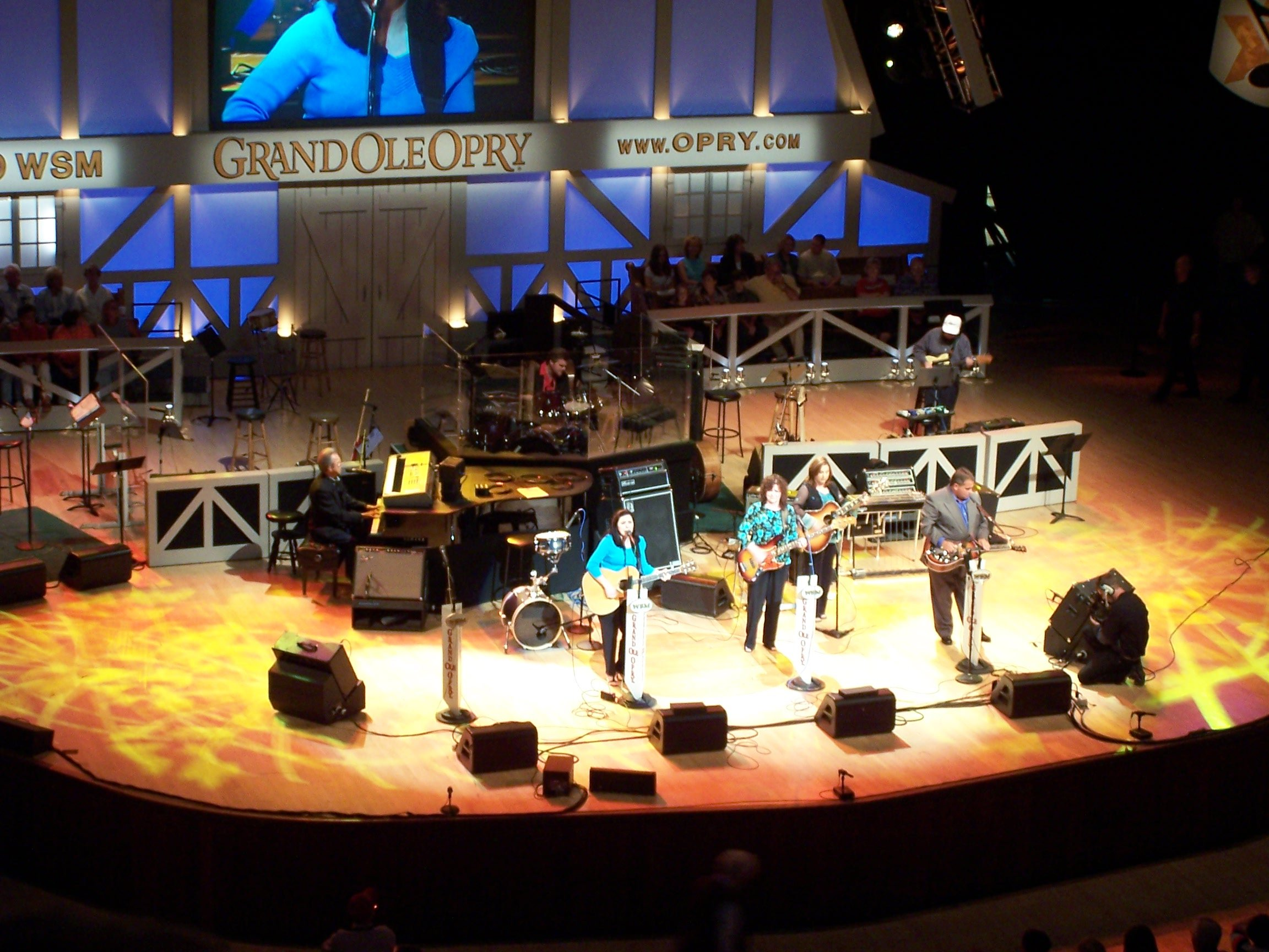 Stuff to do in Nashville: Grand Ole Opry