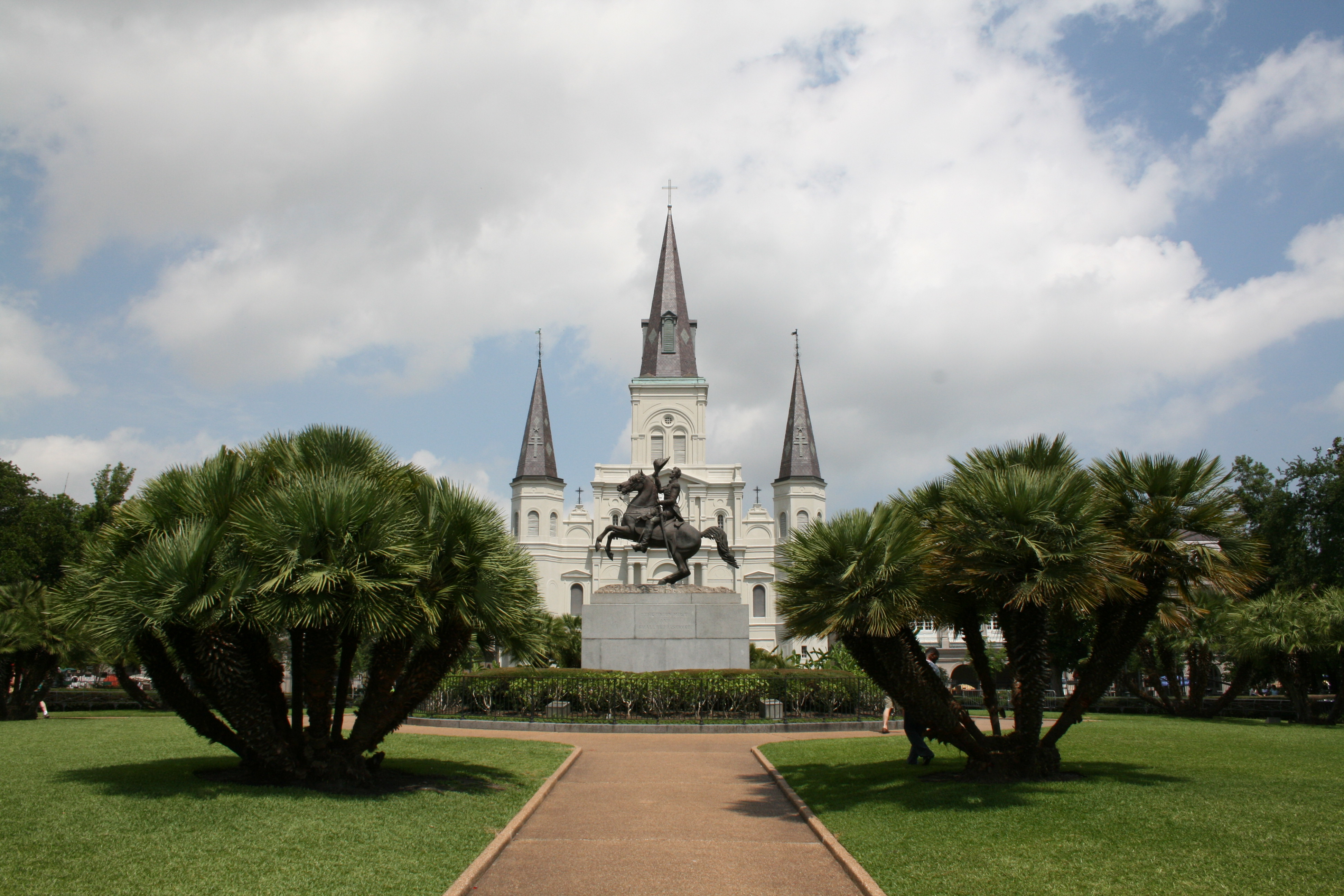 New Orleans Activities: Jackson Square