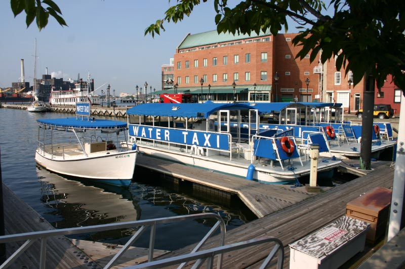Top things to do in Baltimore: Water Taxi