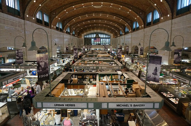 Things to See in Cleveland: West Side Market