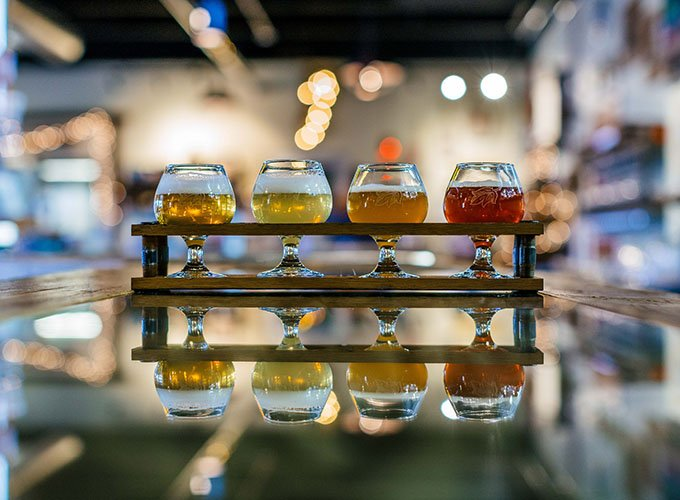 Allagash Brewing / Flickr
