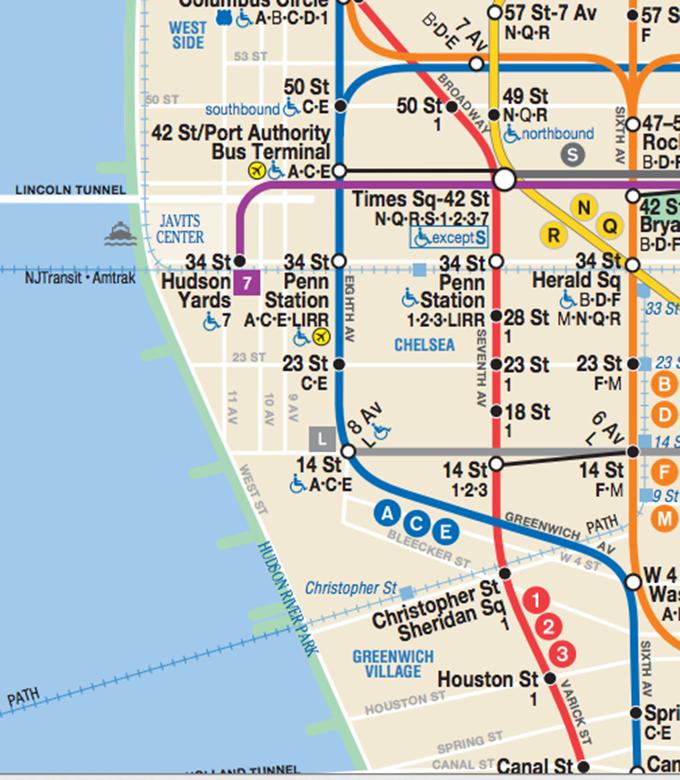 MTA midtown