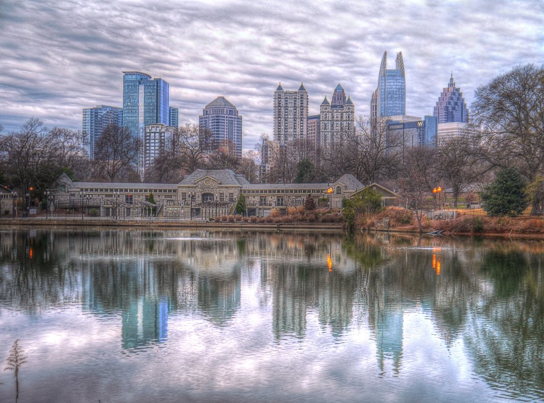 How to Fall in Love with Atlanta