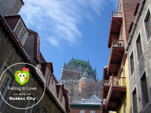 Falling in Love with French Canada in Québec City