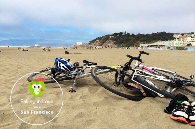 I Fell in Love with San Francisco on a Bike