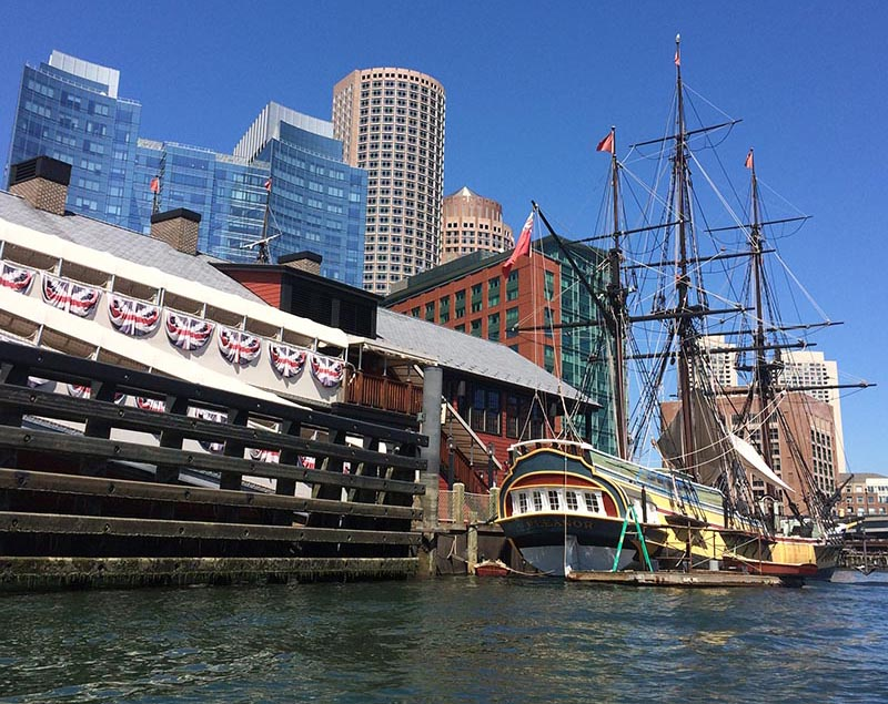 How To Buy Tickets To Sail Boston Boat Tour