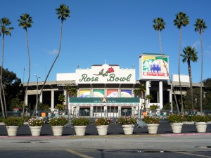 How to Get to the Rose Bowl Stadium in the Los Angeles Area