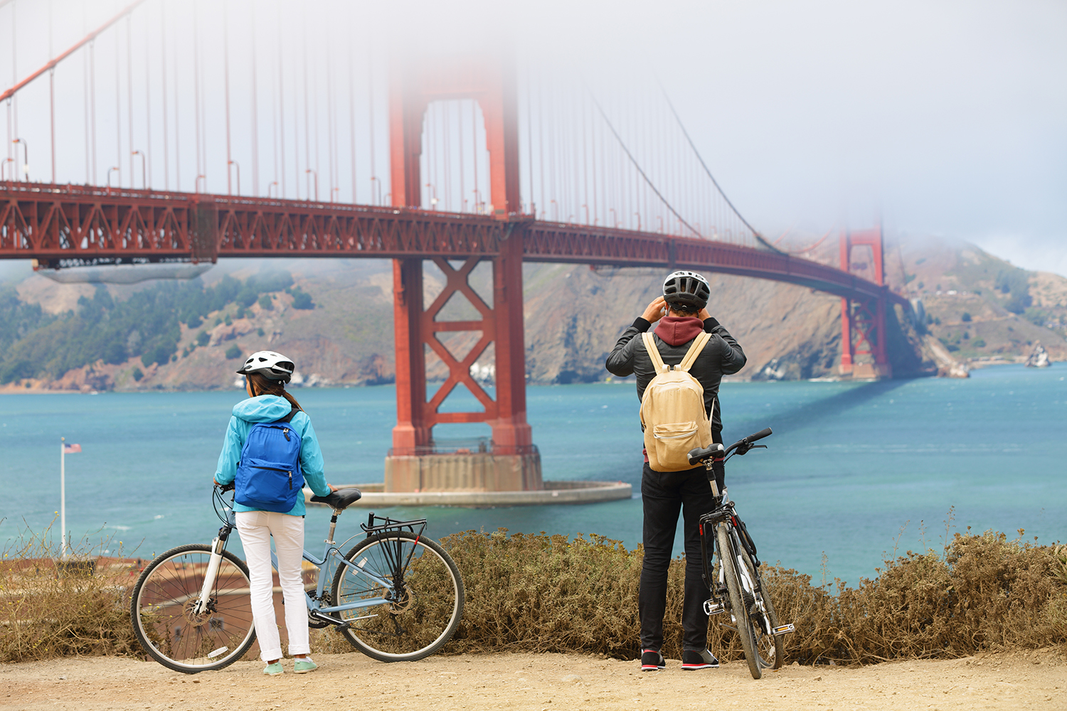 The Best Biking Routes for a Unique San Francisco Experience