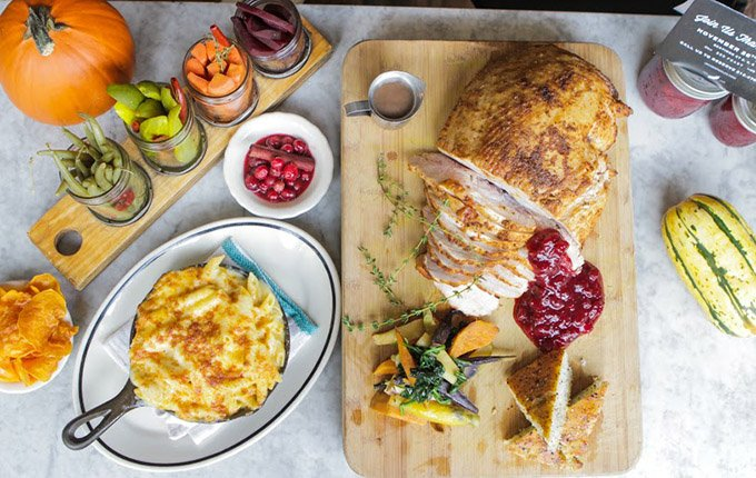 10 Thanksgiving Dinners Totally Worth Traveling To