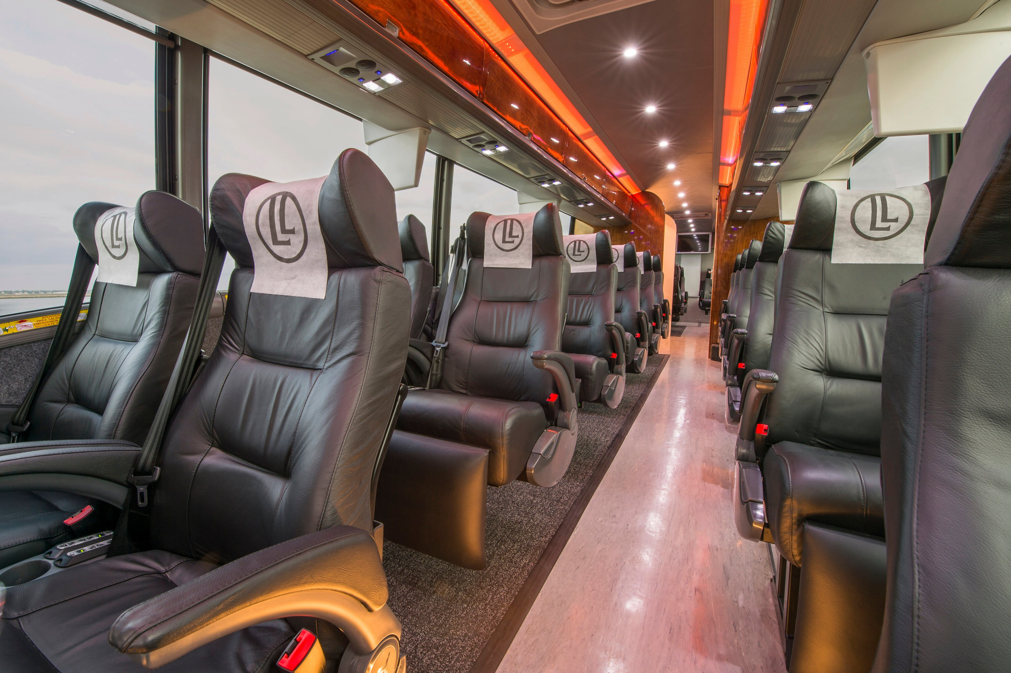 Your Ultimate Guide To Luxury Bus Travel
