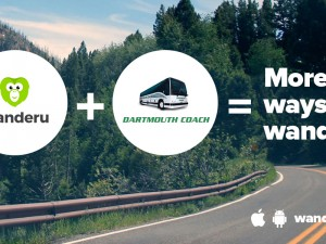 Wanderu Partners with Dartmouth Coach to Expand Service to New Hampshire
