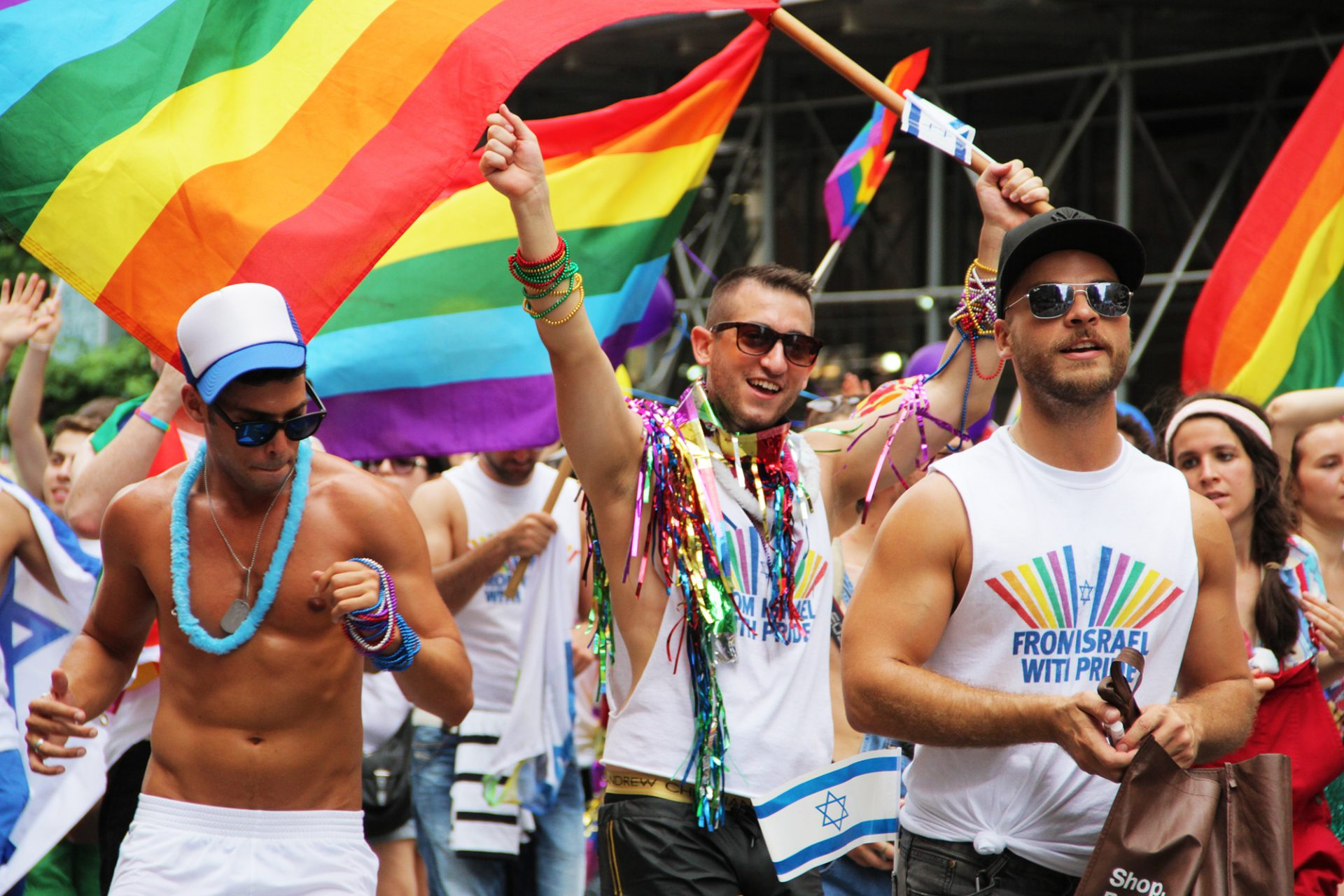 Your Ultimate Guide to Pride Events Across North America & Europe