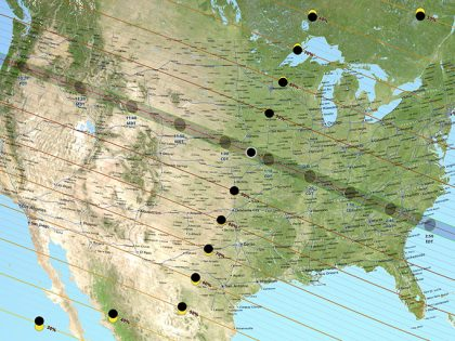 Best Places to See the Total Solar Eclipse & How to Get There