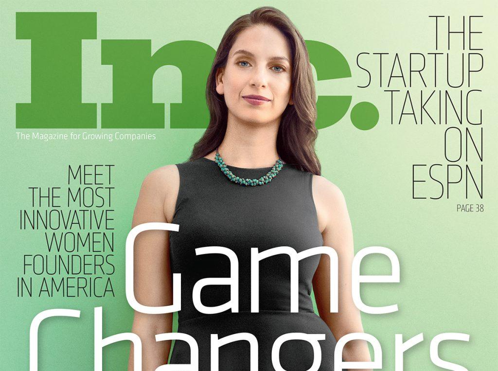 Wanderu Ceo Covers Inc Magazine S Most Innovative Women Issue Wanderu