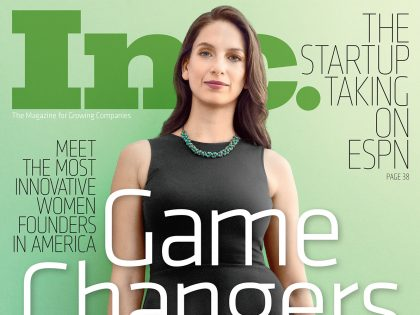 """Wanderu CEO Covers Inc. Magazine's """"Most Innovative Women"""" Issue"""