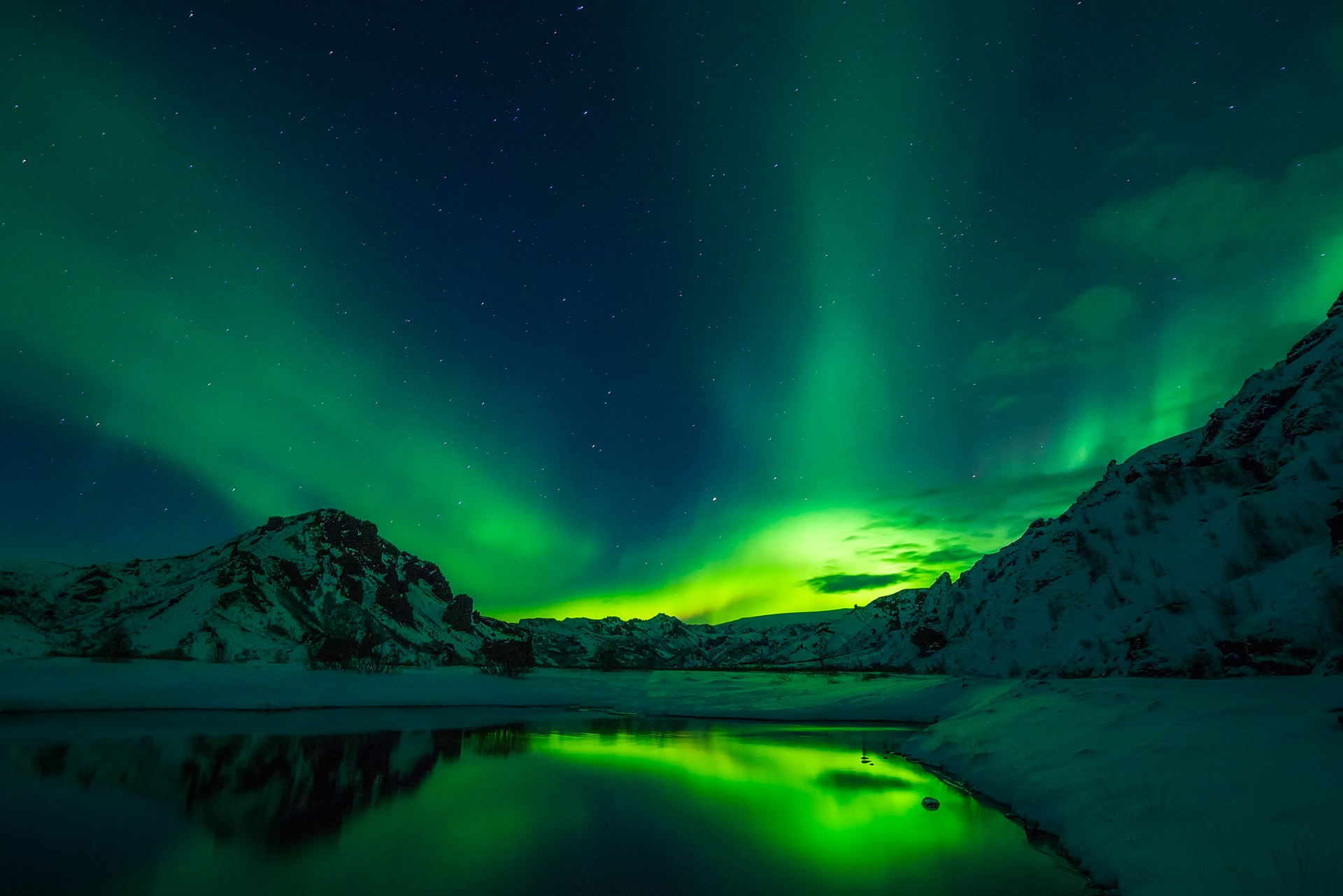 The Best Ways to Find & Witness the Northern Lights in Iceland