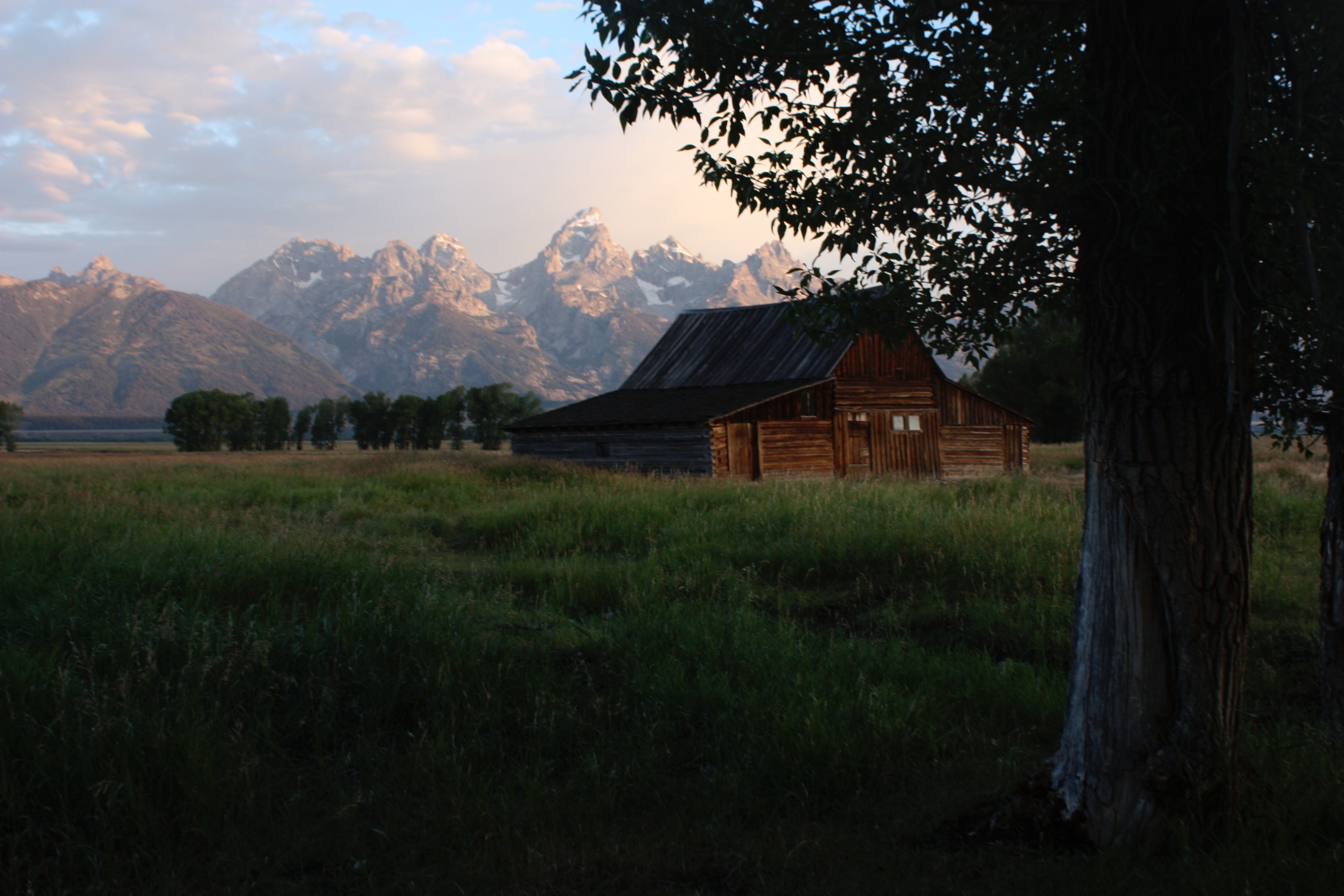 7 otherworldly landscapes that you must see when you for Jackson hole cabin resort