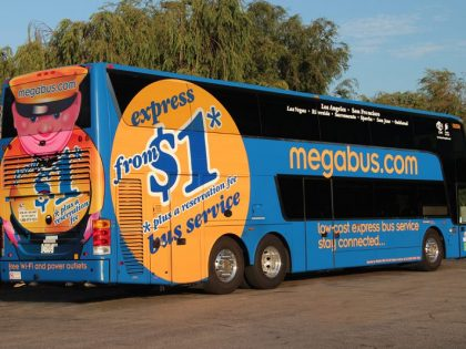 Megabus Promo Code & Coupons – Snag $1 Bus Tickets