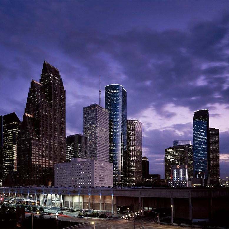 Cheap bus and train travel from Houston.