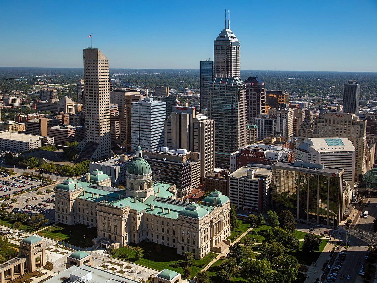 All the Places You Can Visit from Indianapolis for Less Than $20