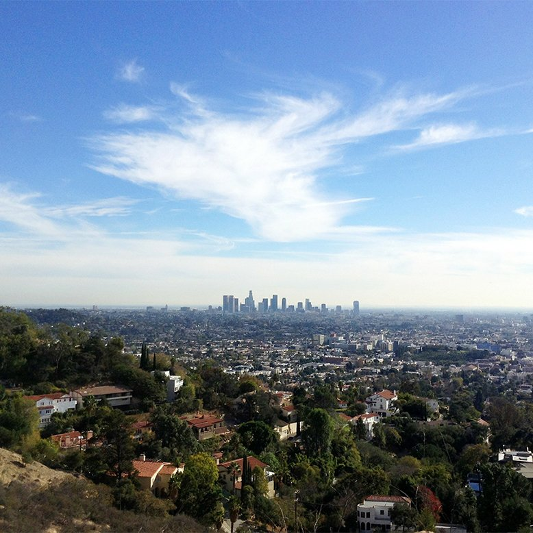 Cheap bus and train travel from Los Angeles.