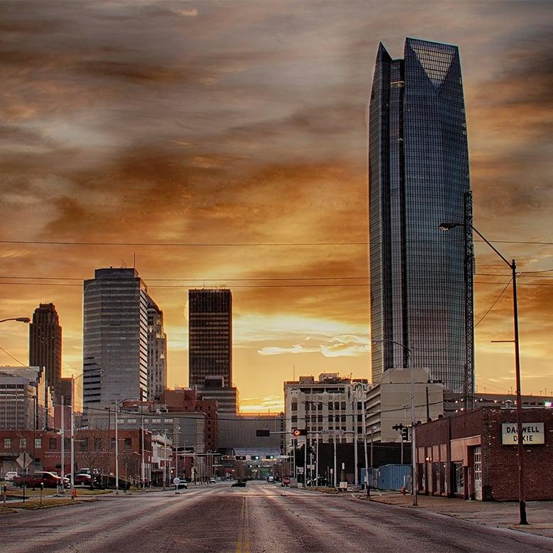 Train Travel From Los Angeles To Oklahoma City
