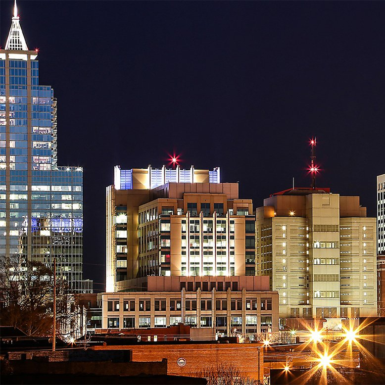 Cheap bus and train travel from Raleigh.