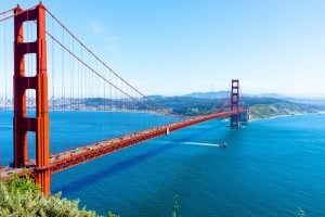 Cheap bus and train travel from San Francisco.