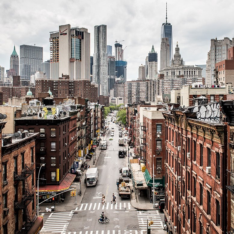 Cheap bus and train travel from New York.
