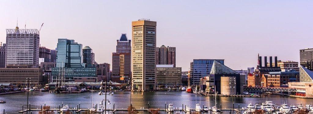 Travel from Baltimore for less than $20.