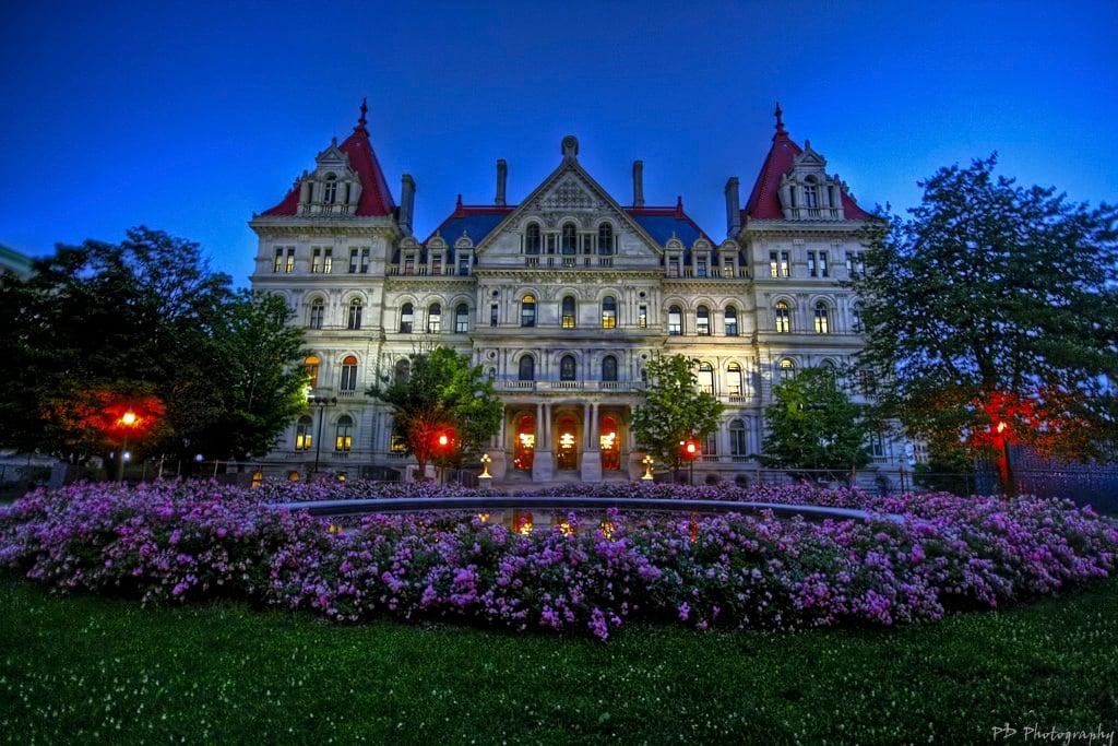 Tours Of The Capitol Albany Ny