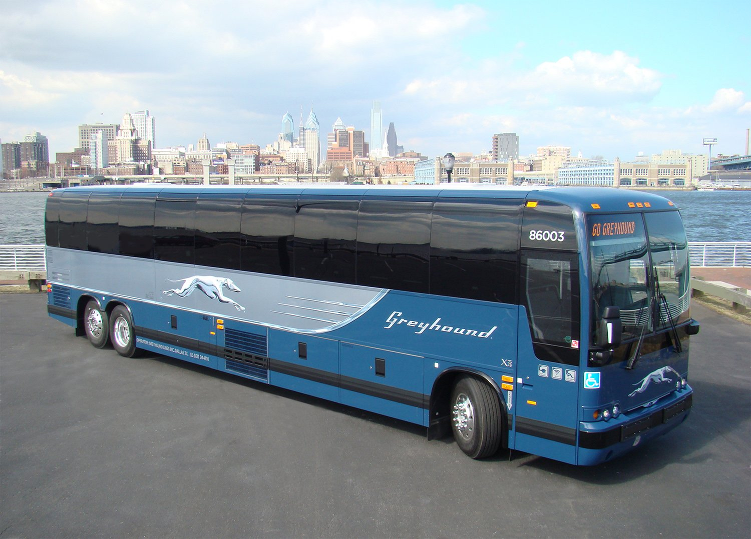 Discounted Greyhound bus tickets
