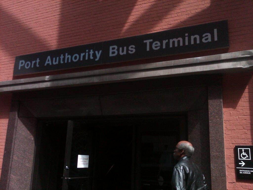 Port Authority Bus Terminal New York, Buses Boston DC Philadelphia Hartford Newark