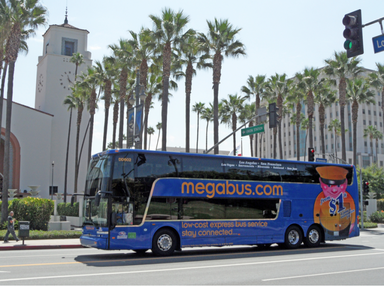 Bus Tickets Online Prices From 1 For Greyhound Megabus Boltbus