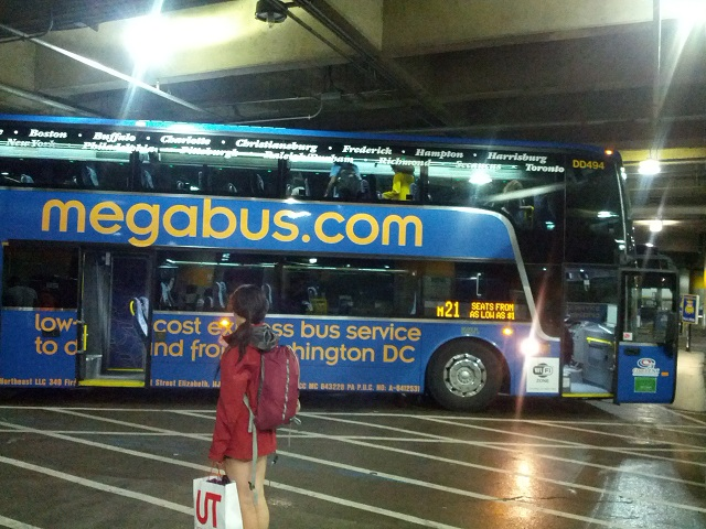 Megabus Union Station