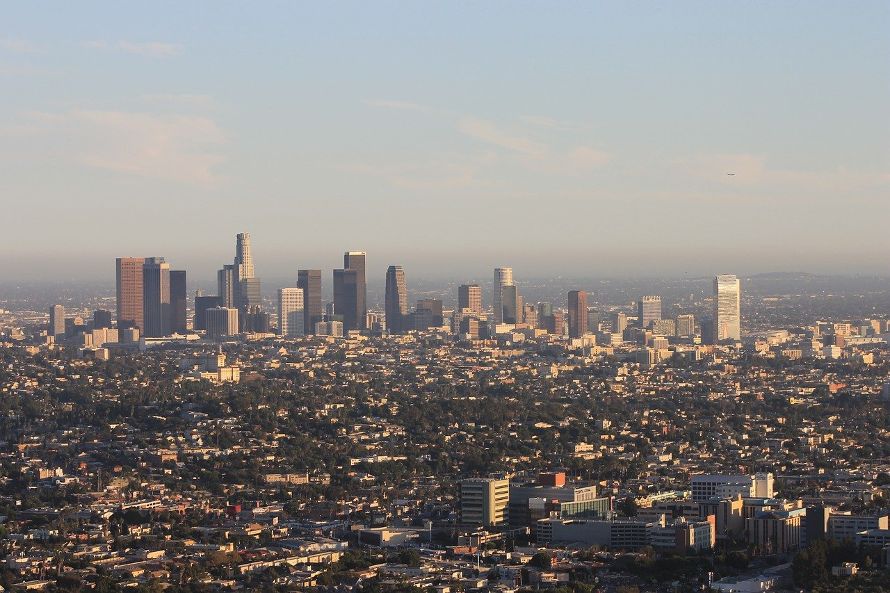 Los Angeles - most sustainable type of transportation