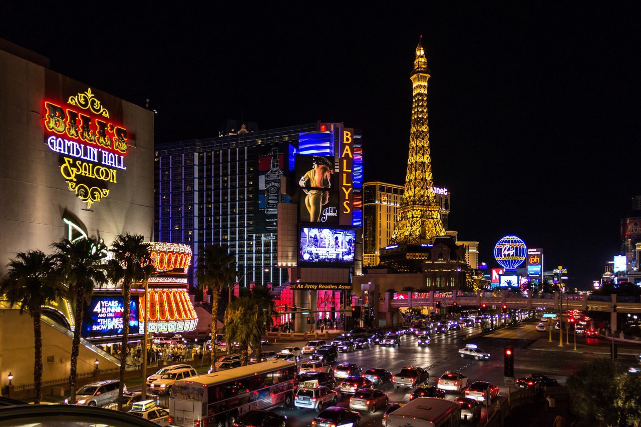 Las Vegas - most sustainable type of transportation