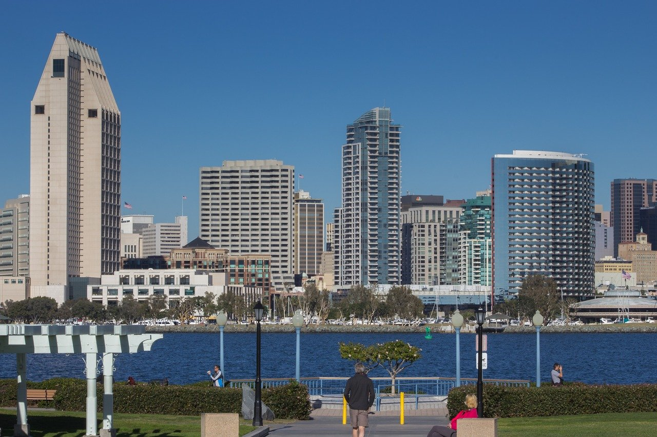 San Diego - most sustainable type of transportation