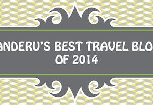 Wanderu's Best Travel Blogs of 2014