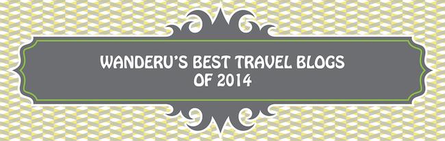 Best Travel Blogs 2014