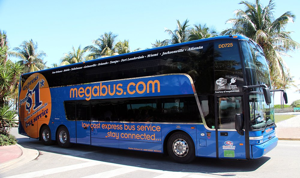 Your Guide To All Megabus Routes Stops Across Florida Wanderu