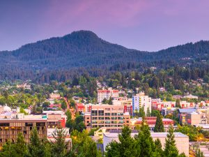 Every Vacation Destination From Eugene, OR for Under $50