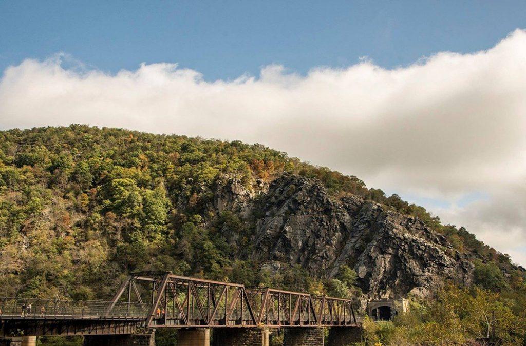 Photo of Harper's Ferry, West Virginia.