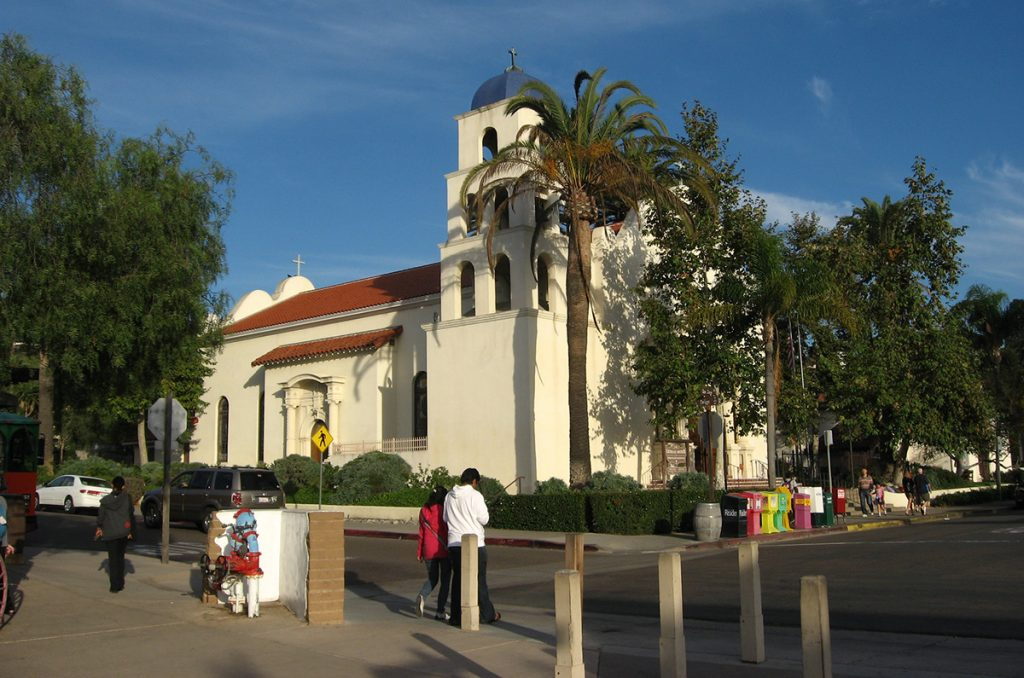 Photo of Old Town San Diego.